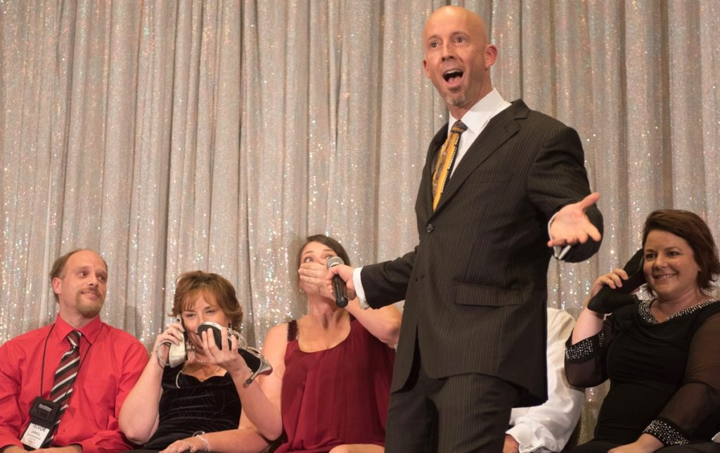 Comedy Hypnosis Shows that Thrill and Engage! Tampa, Florida