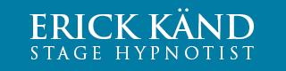 Comedy Hypnosis Show Logo Erick Känd